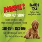 Roberta's agro PET Shop